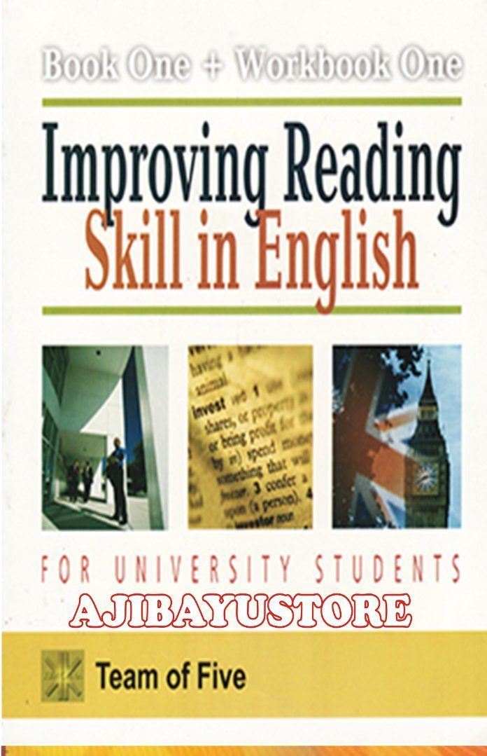 Improving reading skill in english for university student book one and workbook one
