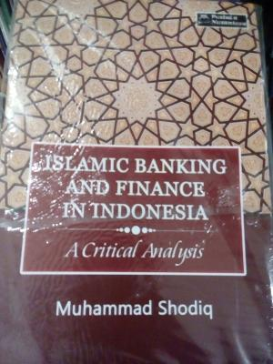 Islamic banking and finance in Indonesia : a critical analysis