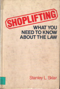 Shoplifting: What You Need To Know About Yhe Law