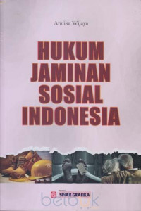 Image of Hukum jaminan sosial indonesia